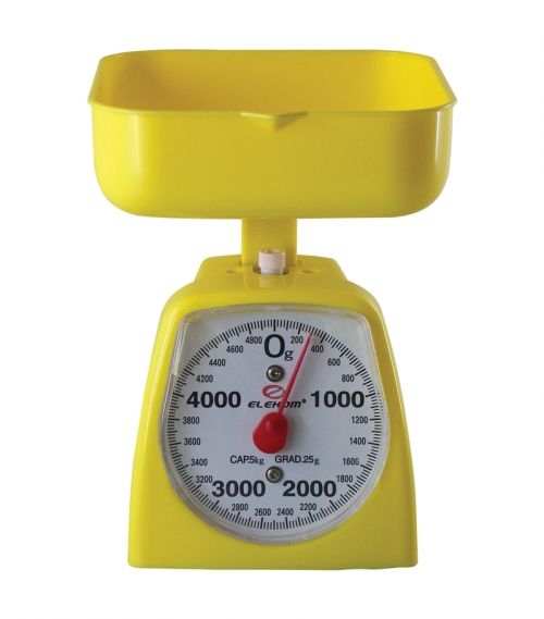 Mechanical Kitchen Scales - ЕК-24 С