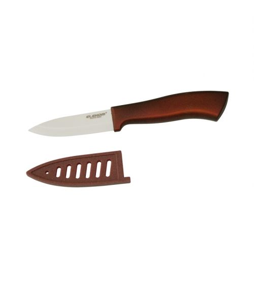 Ceramic Knife with Knife Cover - ЕК-098-3