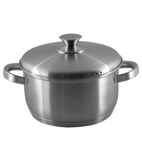 Cast Pot with metal lid - ЕК-2212 SP