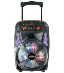 Portable Trolley Speaker ELEKOM EK-83W - rechargable