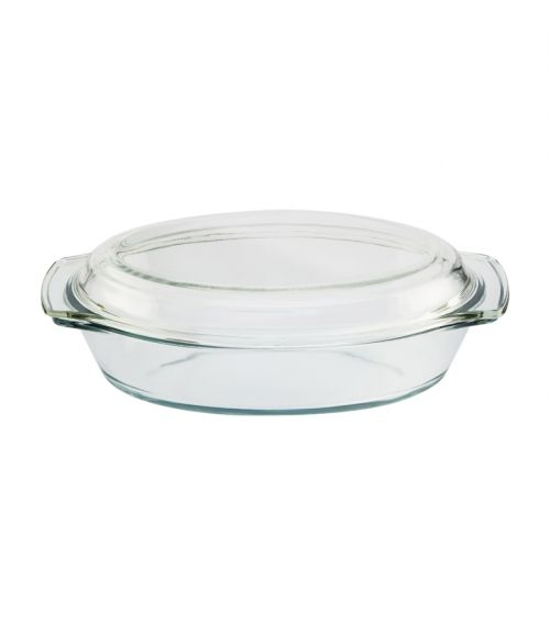 Oval Baking Dish With Cover ЕК-PL18