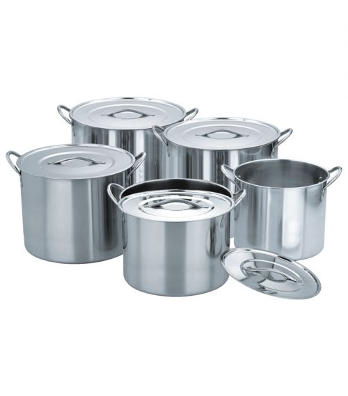 Stock Pot Set Stainless Steel ЕК-2634