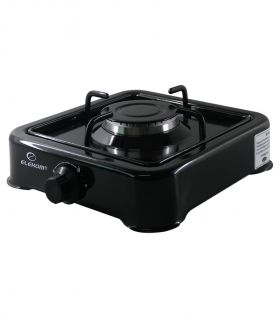 Single gas burner with protection - ЕК-G1 W, G1 B