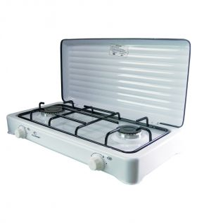 Double gas burner with protection - ЕК-G2 W, G2 B