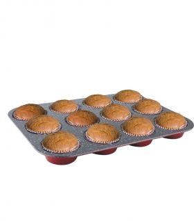 Baking Muffins Pan 6pcs EK- A 06