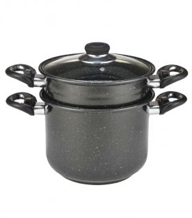 STEAMER COOKER POT EK-124 ST