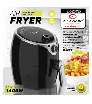 Air Fryer ELEKOM EK-20135